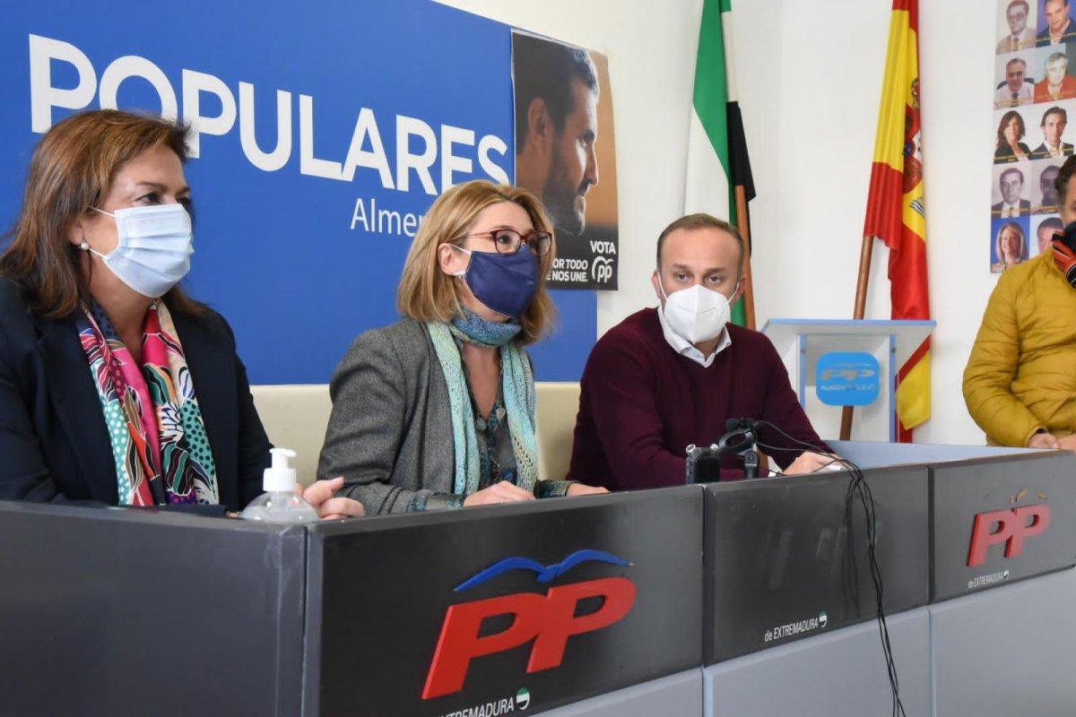 El PP anuncia una enmienda para recuperar los fondos del San Juan de Dios