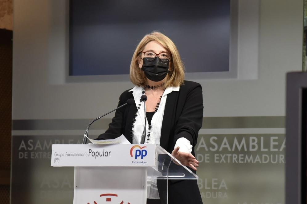 """El PP acusa a la Junta de """"desmontar"""" el centro sociosanitario de San Juan de Almendralejo"""