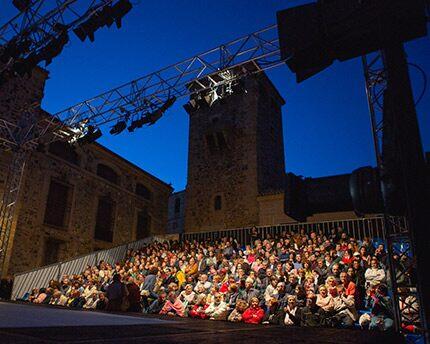 Seleccionadas cuatro producciones para la XXXIII edición del Festival de Teatro Clásico de Cáceres
