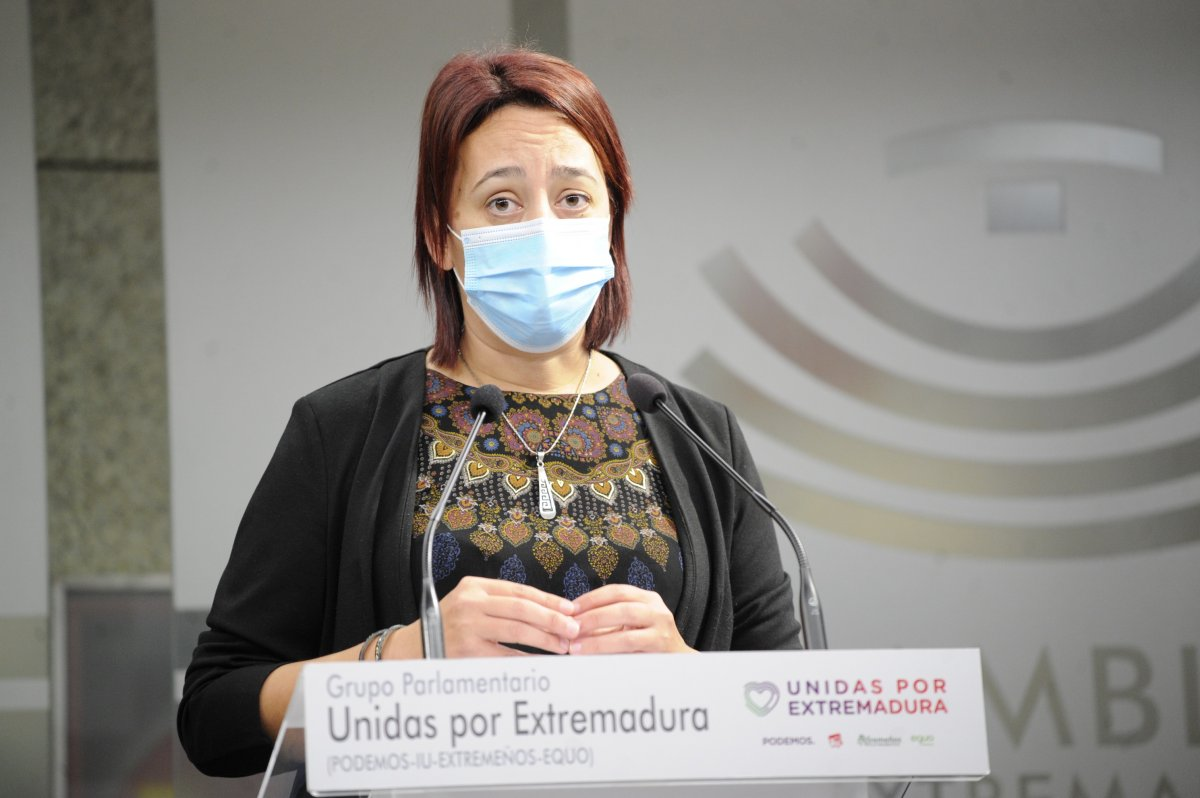 Unidas Por Extremadura denuncia que los presupuestos no dan respuesta a la crisis