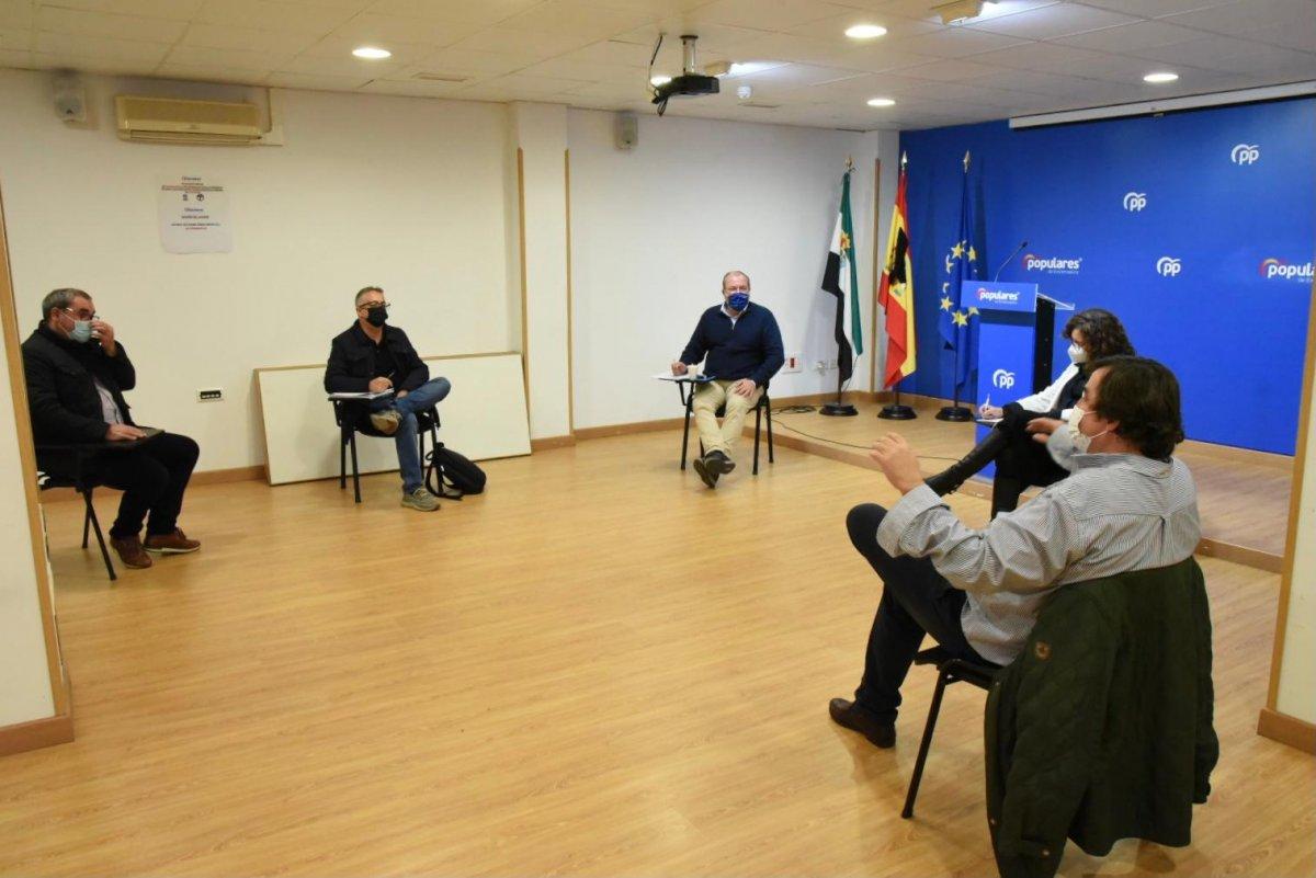 Monago afirma que la situación de la pandemia se debe a la falta de medidas