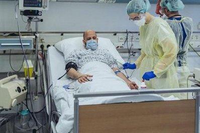 El Hospital Virgen del Puerto tiene 19 hospitalizados por Covid, 3 en UCI