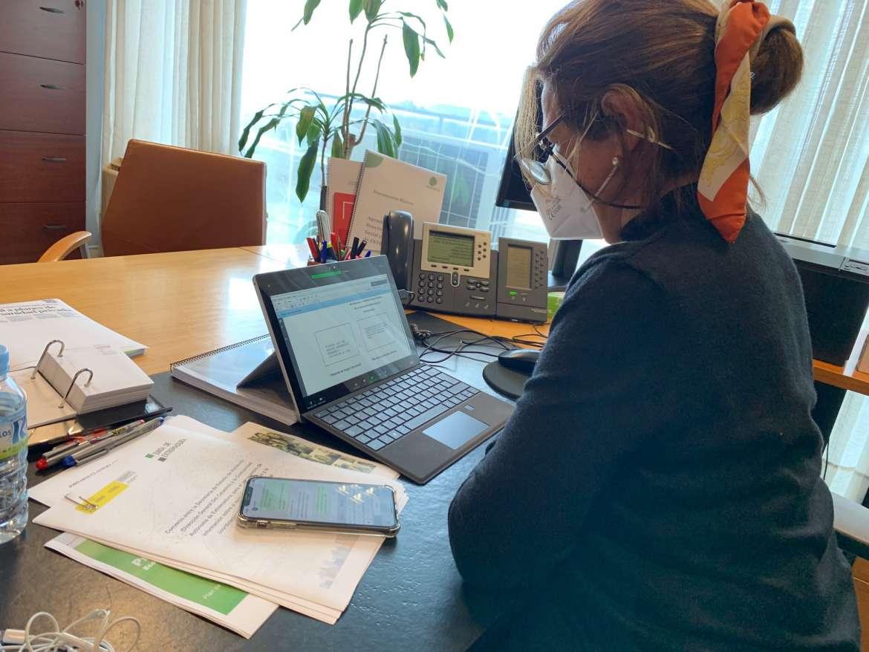 Extremadura facilitará información al catrastro para agilizar la gestión tributaria
