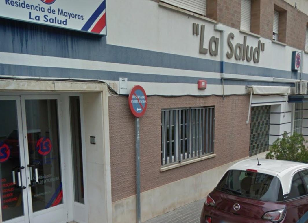 El SES confirma un brote en la residencia La Salud de Villanueva