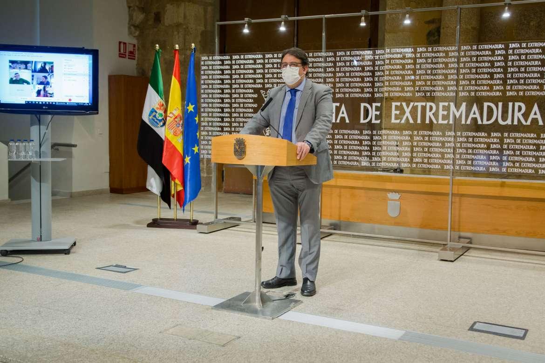 Cáceres suma 71 nuevos casos, un fallecido y hay 70 pacientes hospitalizados