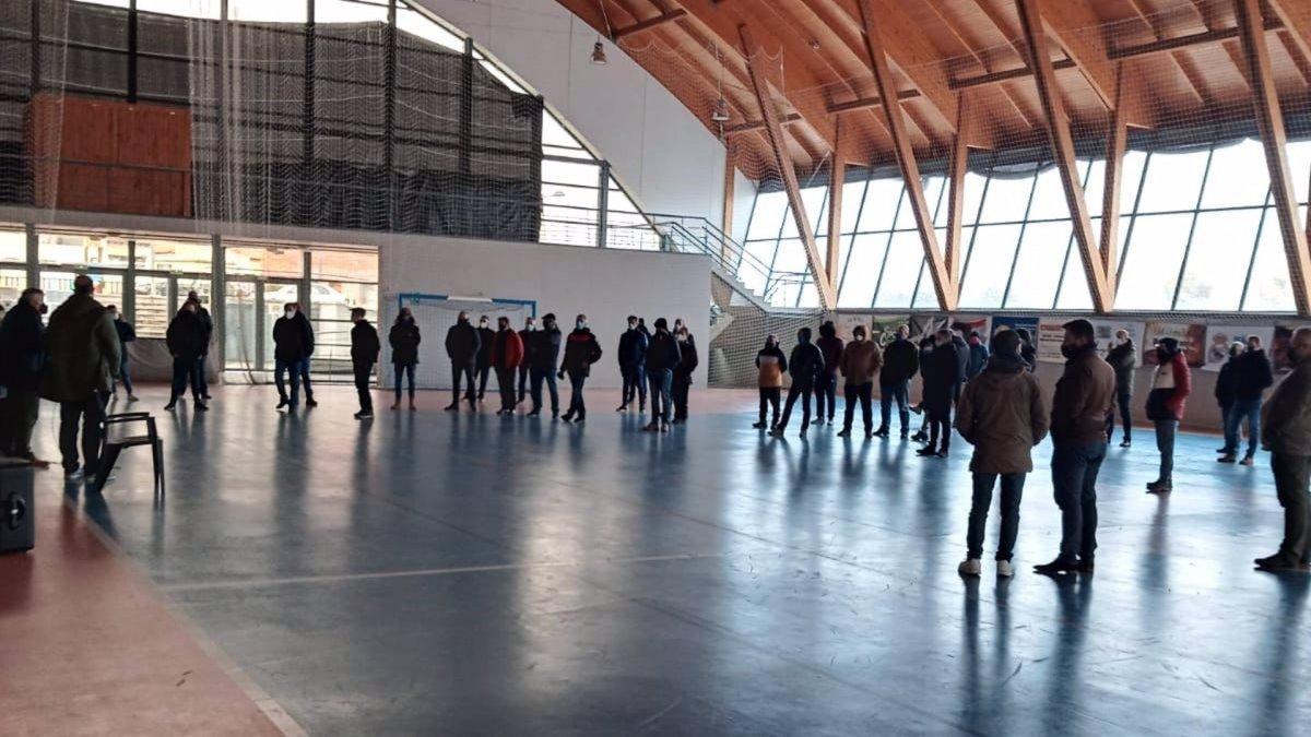 Trabajadores de la Central de Almaraz quieren movilizarse para defender sus empleos