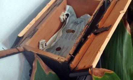 Detenido un vecino de Puebla del Maestre por robar en ermitas de Tentudía y Llerena