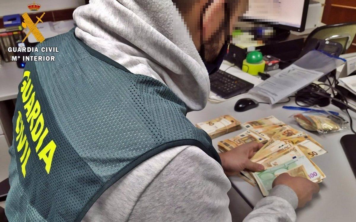 Detenido un vecino de Badajoz acusado de cinco robos en viviendas de localidades cercanas