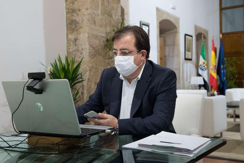 La Junta anuncia esta tarde nuevas medidas para frenar la crisis sanitaria y económica