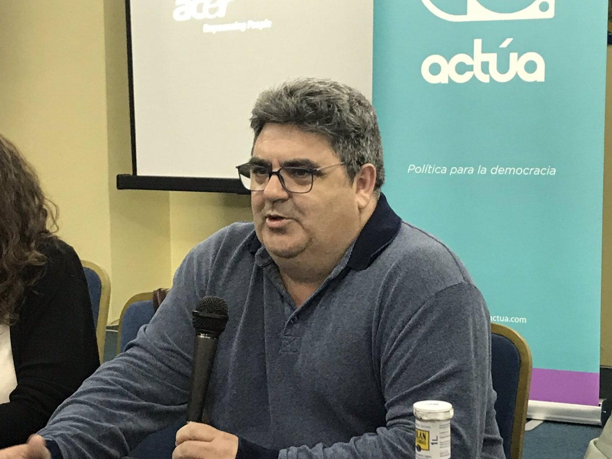 Muere por Covid a los 55 años el exsecretario de organización de IU y exedil trujillano Joaquín Paredes