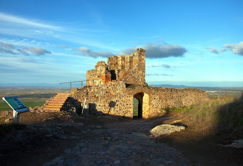 La Junta destina 105.000 euros para la restauración del Castillo de Magacela
