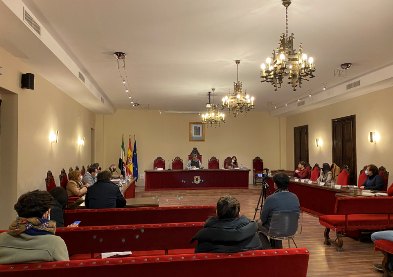Coria aprueba por unanimidad las bases del concurso de carteles de San Juan 2021