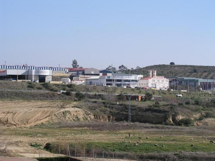 Empresas del polígono Los Rosales de Coria denuncian la ausencia de internet en sus negocios