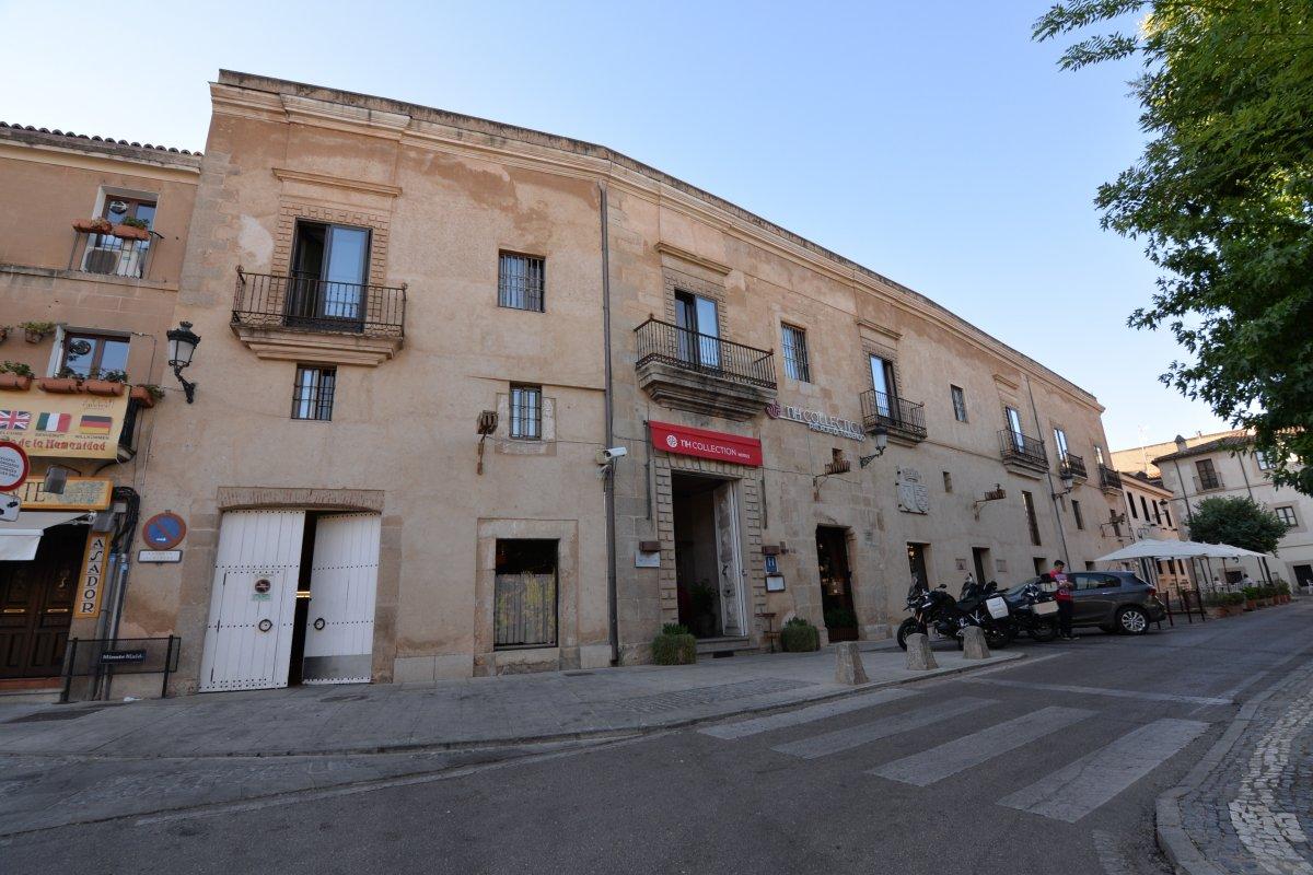 Condenado un hombre por tentativa de robo con violencia a dos menores en Cáceres