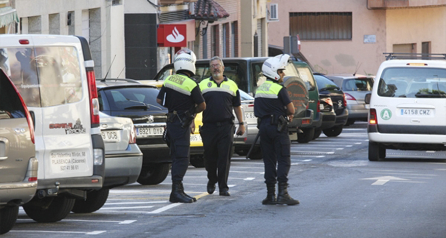 La pandemia ha hecho que se reduzcan un 68% los accidentes de tráfico en Plasencia
