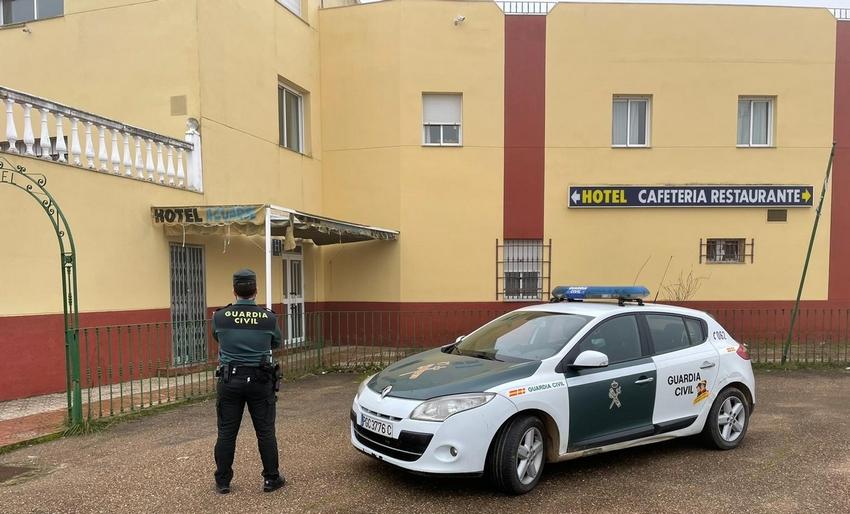 Sorprendido un vecino de Montijo cuando robaba en un establecimiento de hostelería de Badajoz