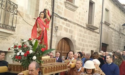 El coronavirus obliga a cancelar la festividad de San Sebastián en Acebo