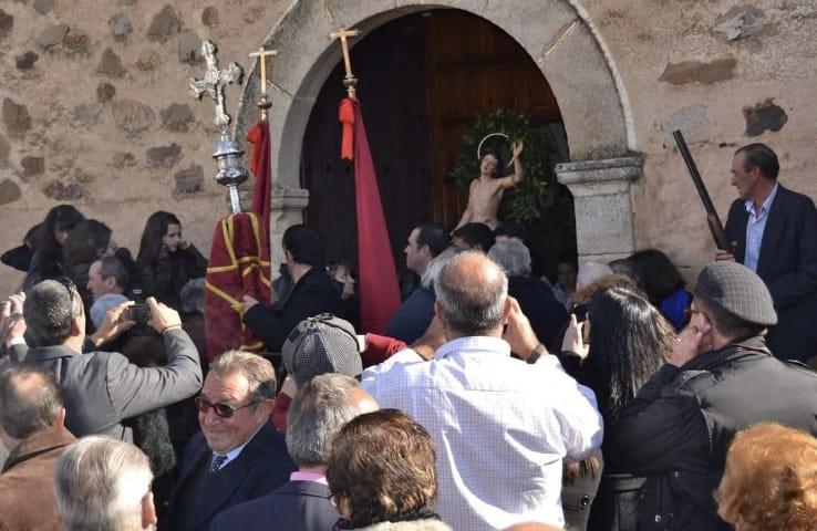 Portezuelo celebrará actos litúrgicos en honor a San Sebastián