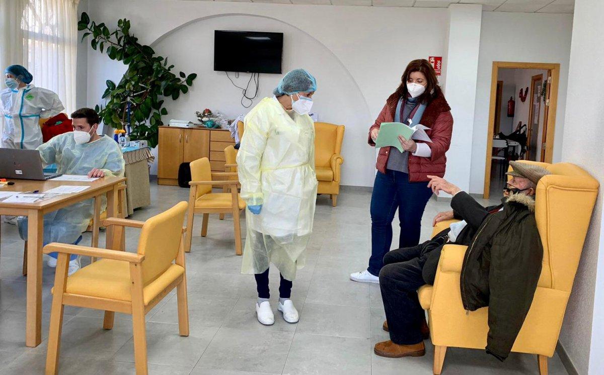 San Vicente de Alcántara tiene ya 429 contagiados y la incidencia sube a 8.080 por 100.000 habitantes