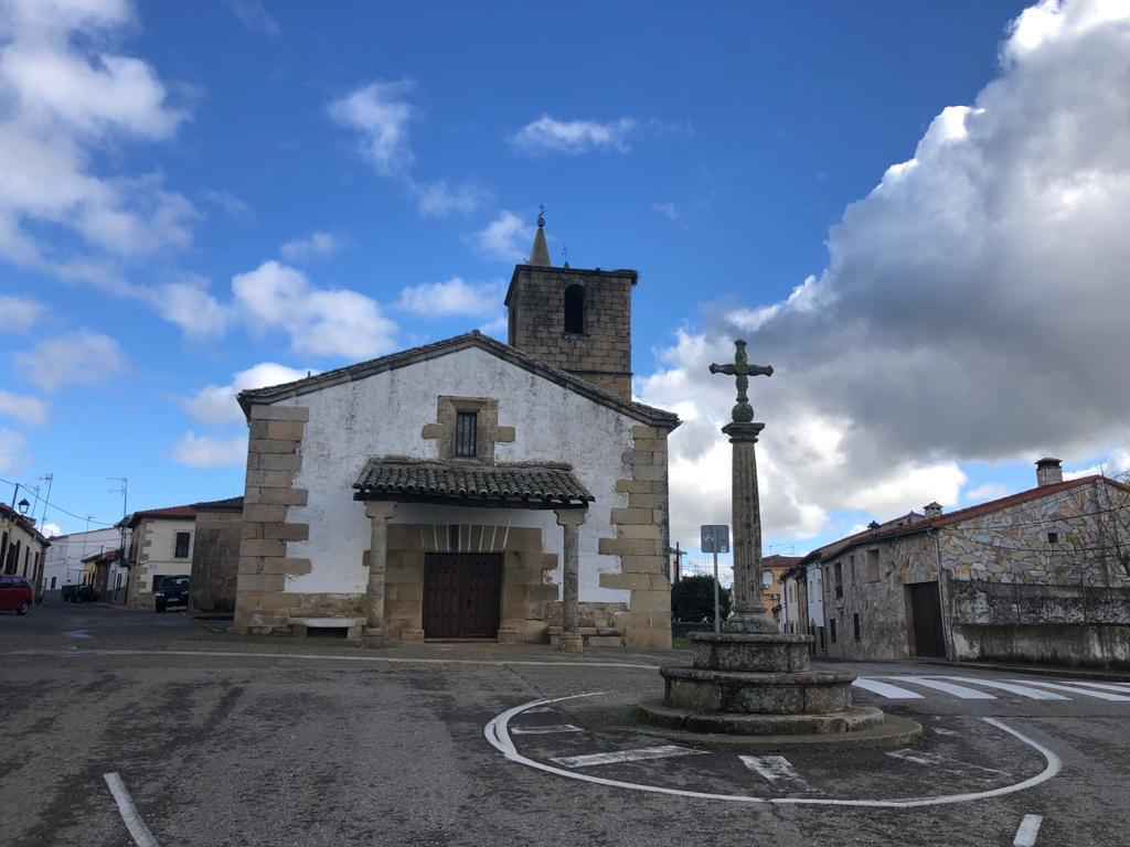 Patrimonio licita por 133.655 euros de la Iglesia de San Pedro de Guijo de Galisteo