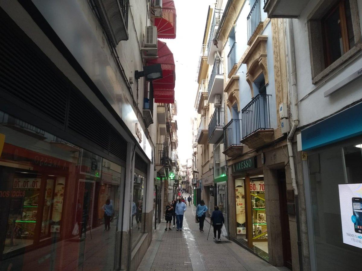 El lunes arrancan las obras de la calle Sol y de la avenida de Alfonso VII de Plasencia