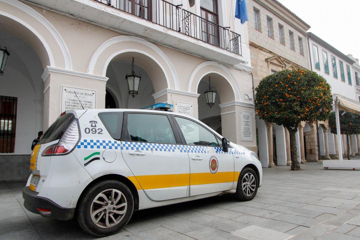 La Policía de Mérida y el 112 trabajan para detectar a quienes incumplen las cuarentenas