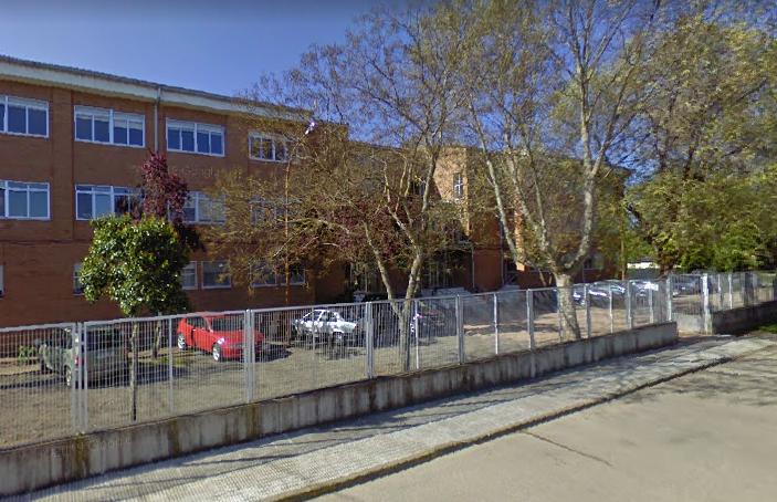 El coronavirus obliga a cerrar dos clases del Colegio Virgen de la Vega de Moraleja