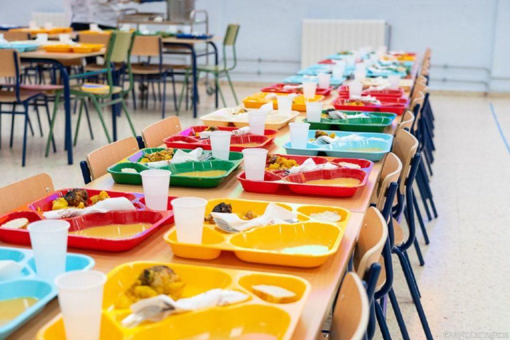 Abierto el plazo para presentar solicitudes para ayudas al transporte y comedor escolar