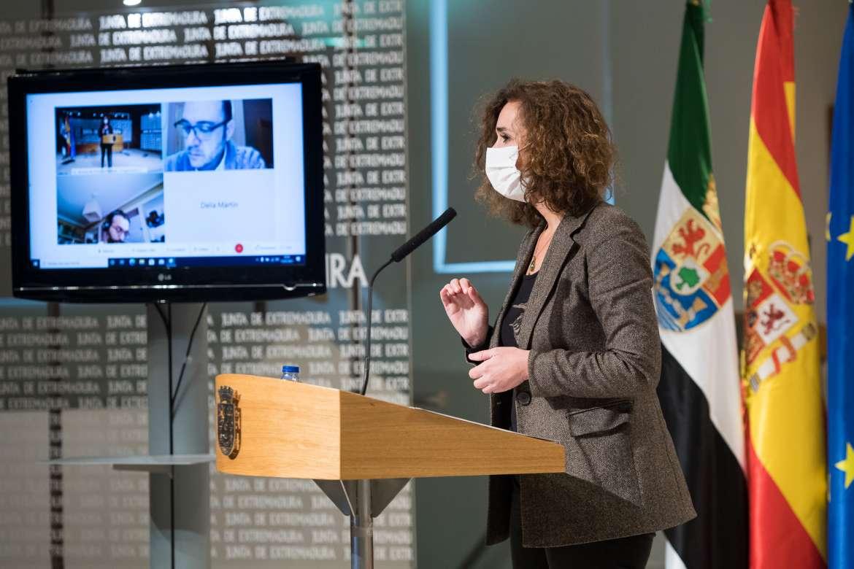 Extremadura se sitúa a la cabeza en el ranking nacional en energía fotovoltaica en 2020