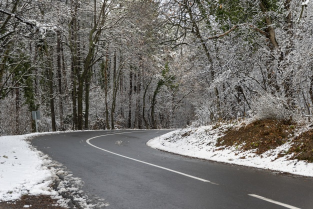 Filomena mantiene cortadas al tráfico 12 carreteras en Extremadura