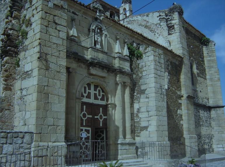 Patrimonio restaurará la Iglesia de San Andrés de Almaraz con una partida de 62.000 euros