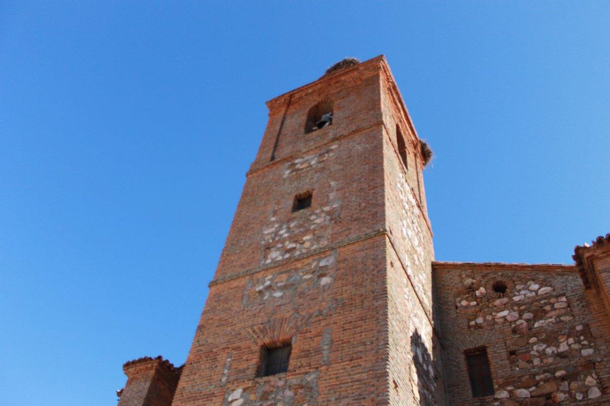 Patrimonio invertirá cerca de 200.000 euros en rehabilitar la iglesia de Fuenlabrada de los Montes