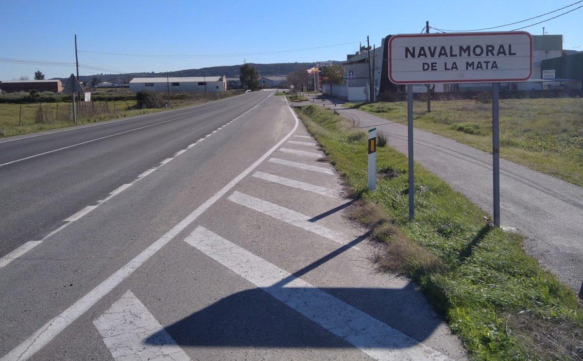 La incidencia a los 14 días es de 569,21 casos por cada 100.000 habitantes en el área de Navalmoral