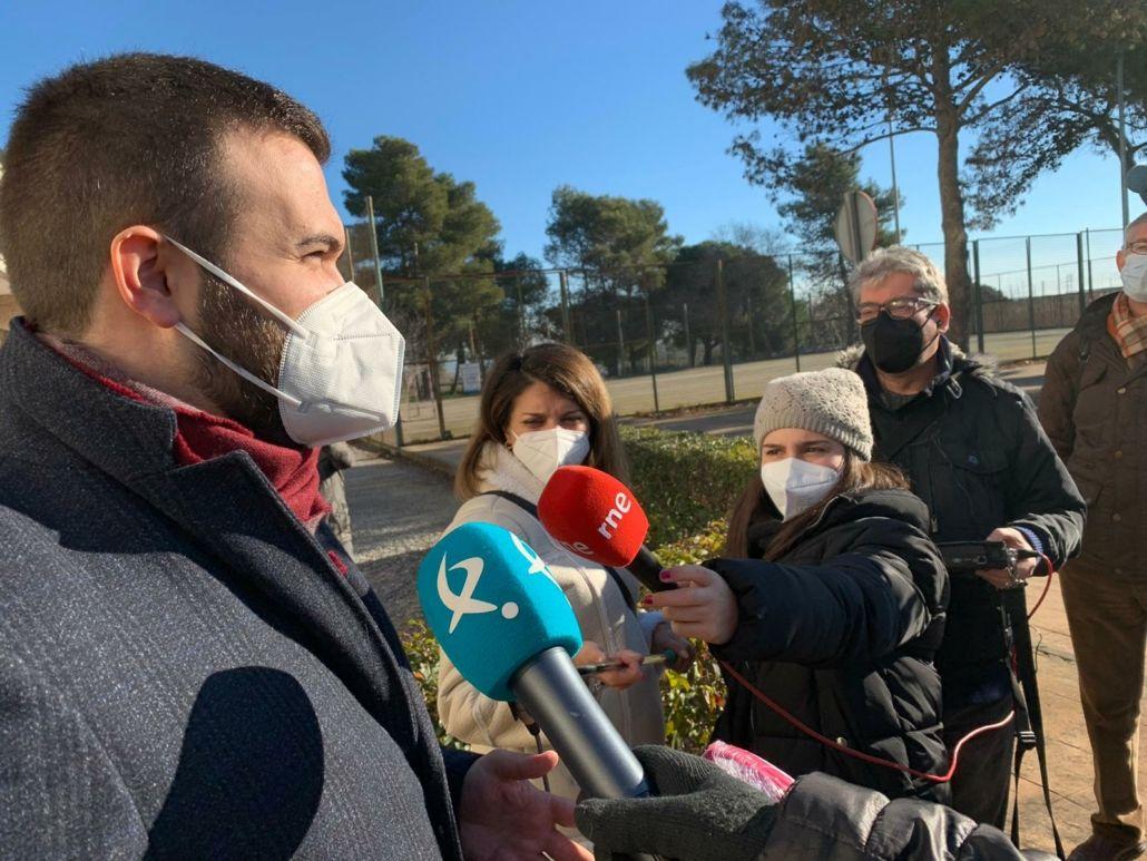 El área de Cáceres registra 4 fallecidos, 179 contagios y más de 100 personas están hospitalizadas