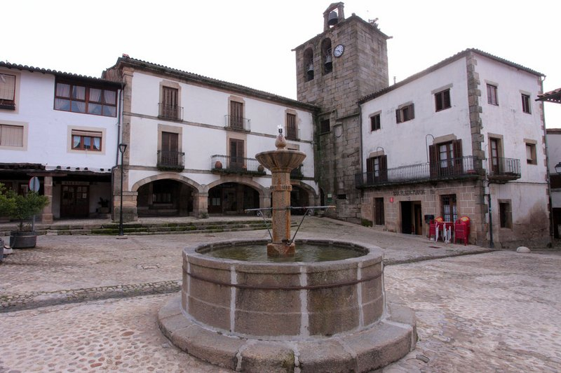 San Martín de Trevejo aspira a conseguir un año de internet de banda ancha gratis