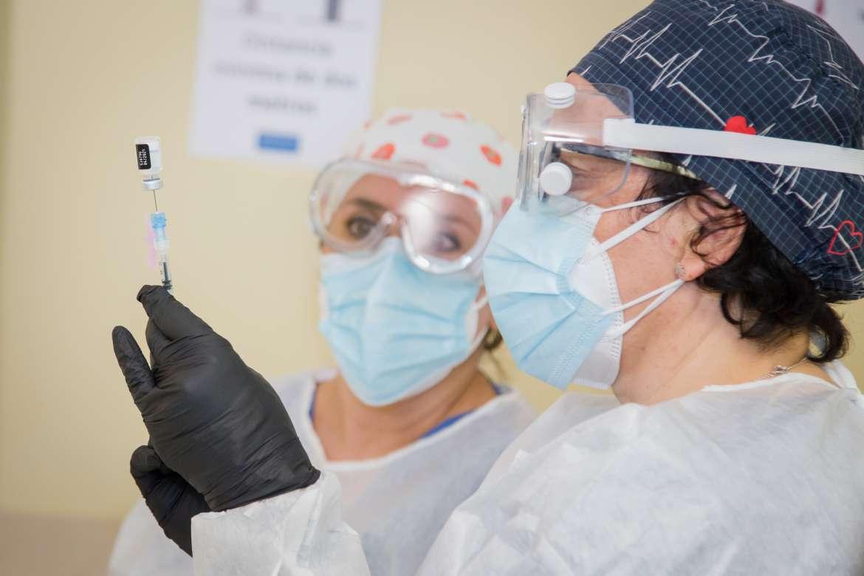 Extremadura roza el centenar de ingresos por Covid y confirma 458 nuevos contagios en 24 horas
