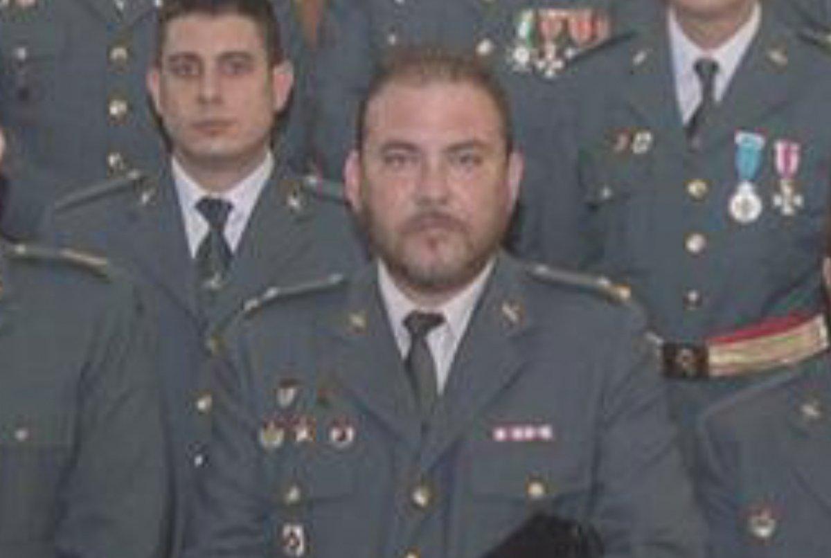 Fallece el capitán jefe de la Guardia Civil de Coria, Ángel Risueño Gómez