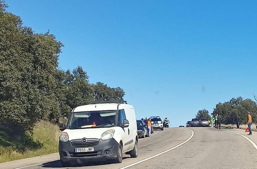 Muere un joven de 32 años de Vegaviana atropellado por un camión en Navalmoral de la Mata
