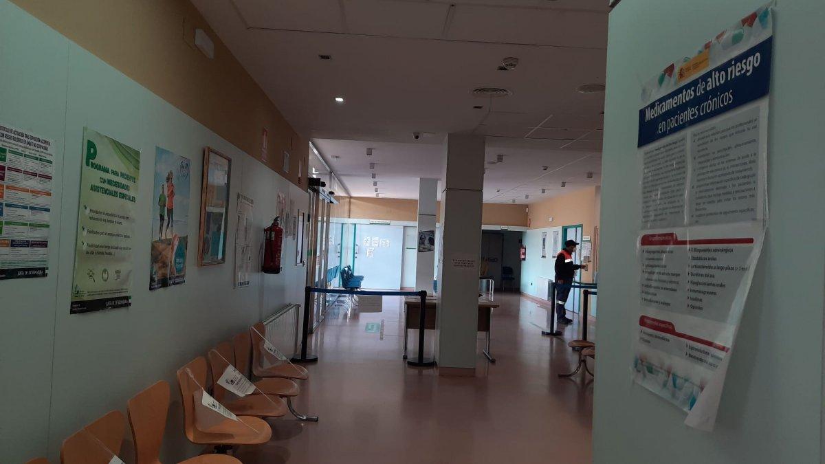 El área de salud de Coria confirma un contagio de coronavirus en Moraleja
