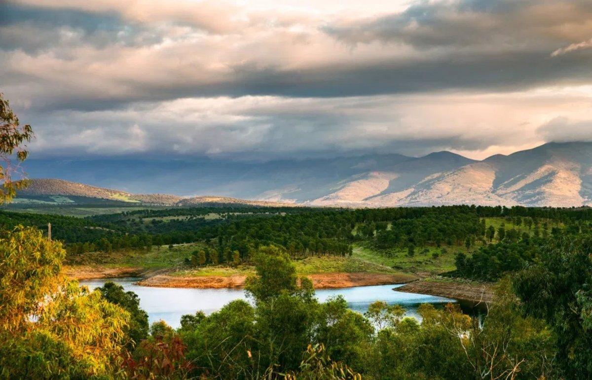 Extremadura trabaja con Portugal para potenciar la economía verde en zonas rurales