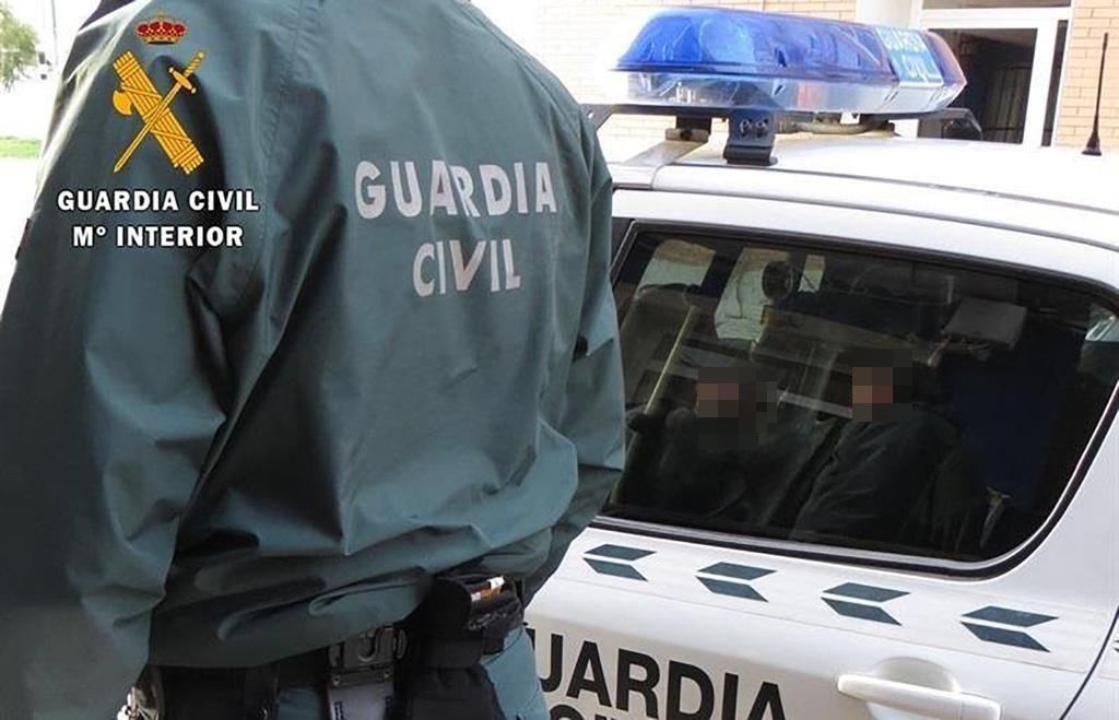 Detenido un vecino de 43 años de Coria por hacerse pasar por un Guardia Civil