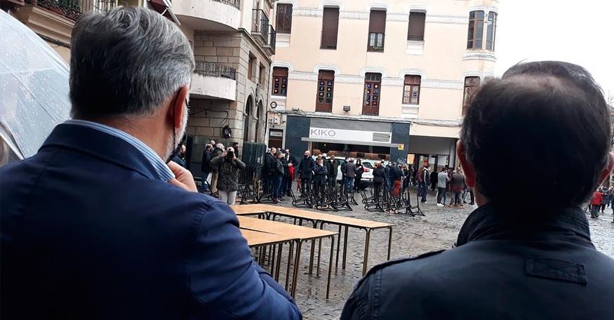 El Ayuntamiento de Plasencia pide a la Junta la apertura de la hostelería