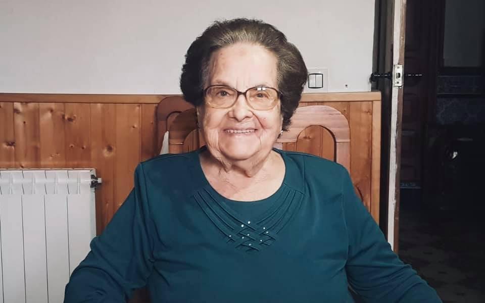 """Isidra González: """"Tenía muchas ganas de ponerme la vacuna por la enfermedad, no la quería coger"""""""