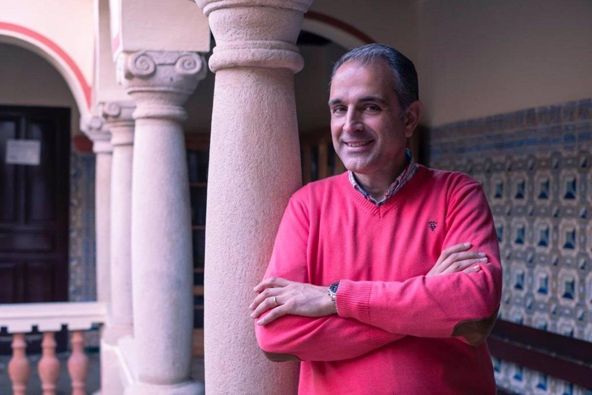 Ciudadanos Almendralejo reelige a Juan Arias como coordinador de la agrupación