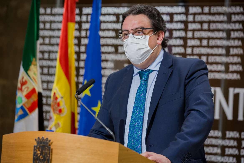 Continúa extendiéndose la cepa británica que alcanza los 124 casos en Extremadura