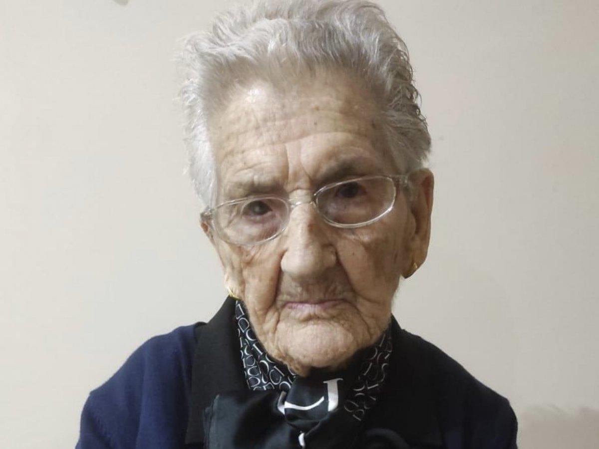 Cumple 103 años Juana Campos Haro, la abuela de Talayuela que ha conocido dos pandemias
