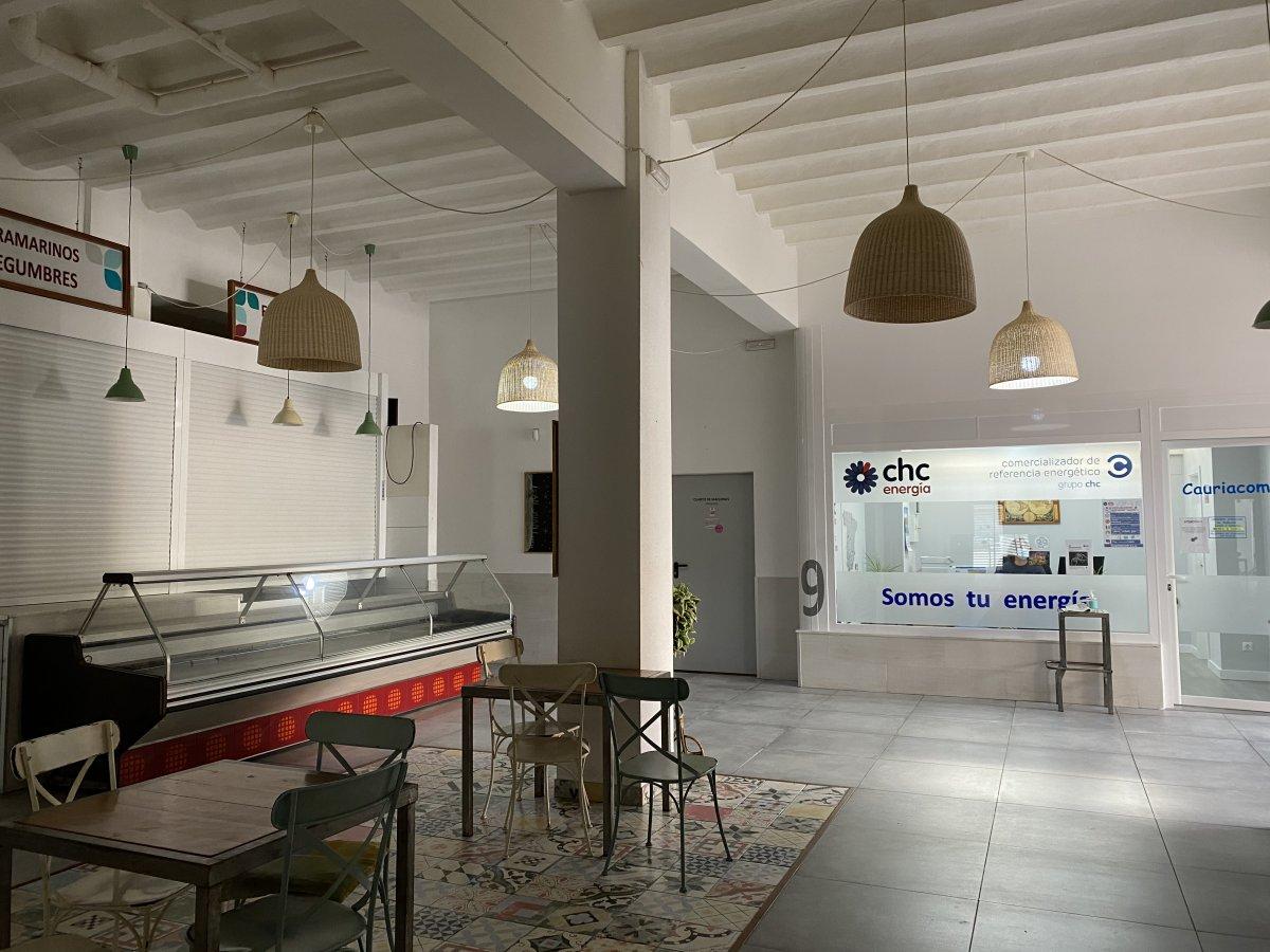 El Ayuntamiento de Coria quiere ampliar el Mercado de Abastos a empresas de cualquier sector