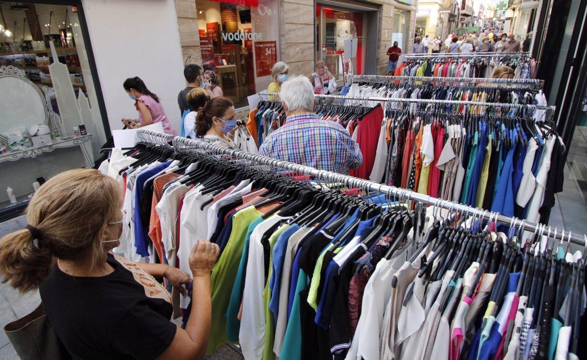 El Outlet Urbano de Mérida se prolongará dos semanas para favorecer las compras