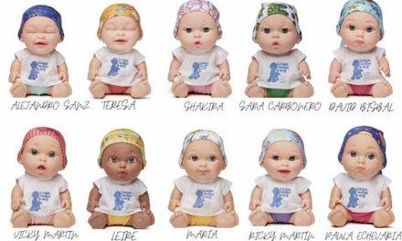 """El instituto de Moraleja recauda fondos para el cáncer infantil con la venta de """"BabyPelones"""""""