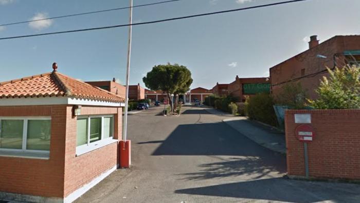 Un incendio, una reyerta y una muerte en menos de 24 horas en la prisión de Cáceres